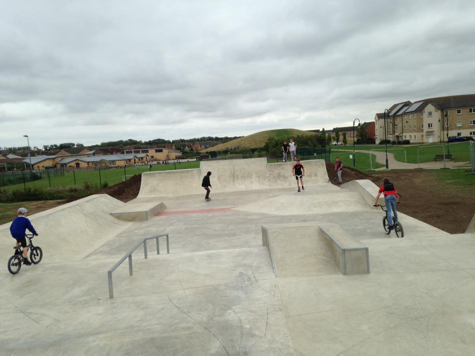 skatepark peterborough