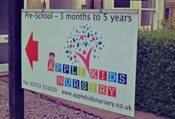 apple kids nursery peterborough