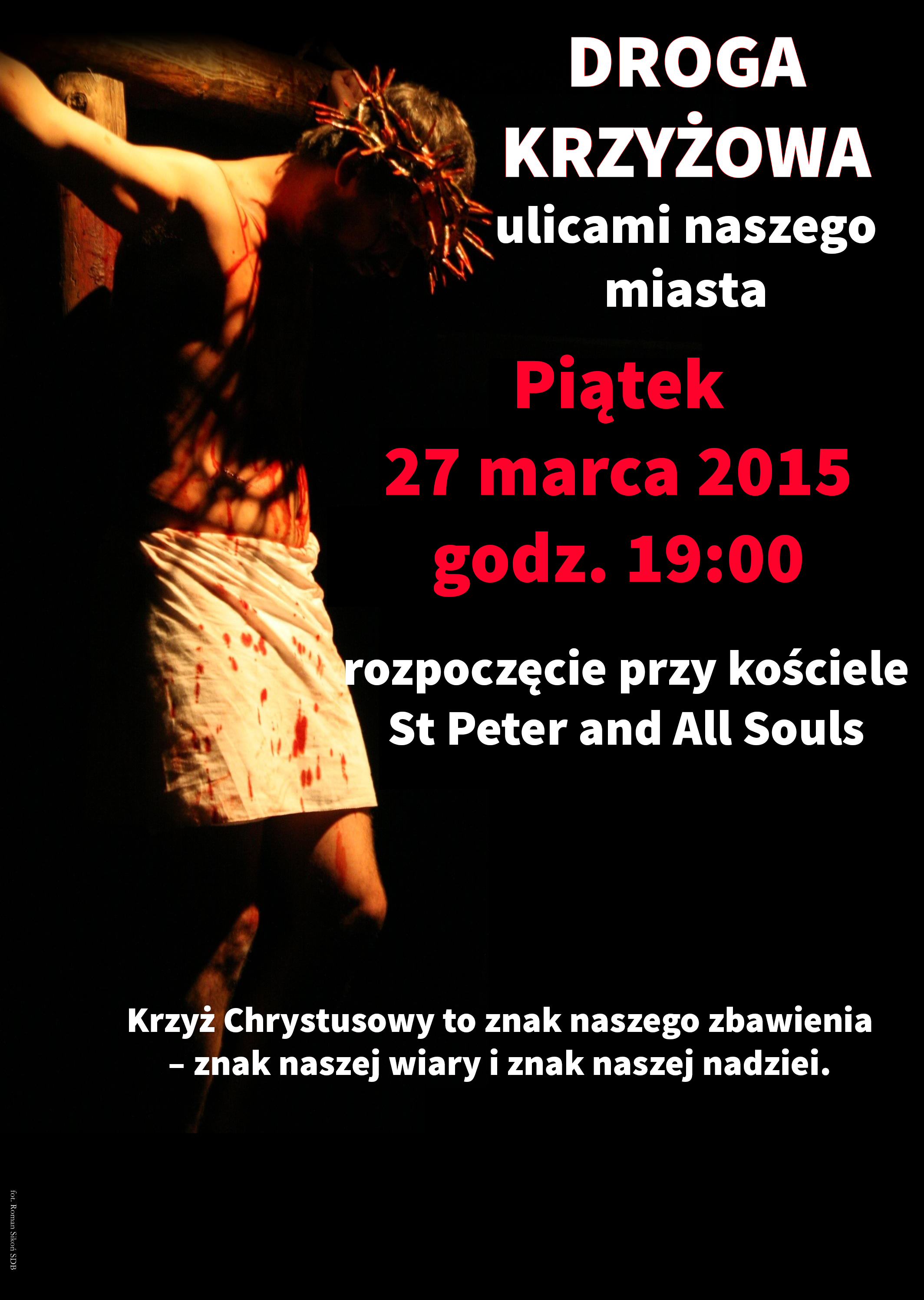 droga krzyzowa w peterborough