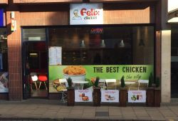 felix chicken peterborough