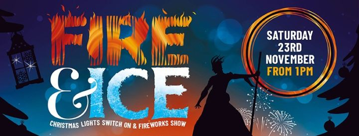 fire and ice peterborough one slider