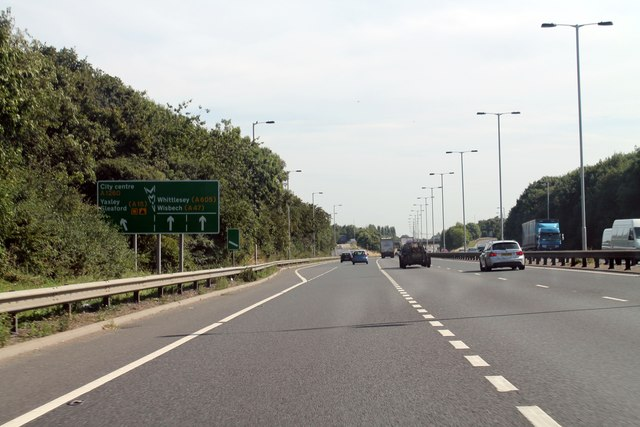 fletton parkway peterborough