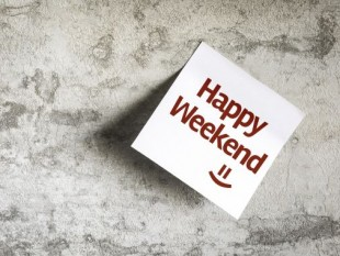 happy weekend 141