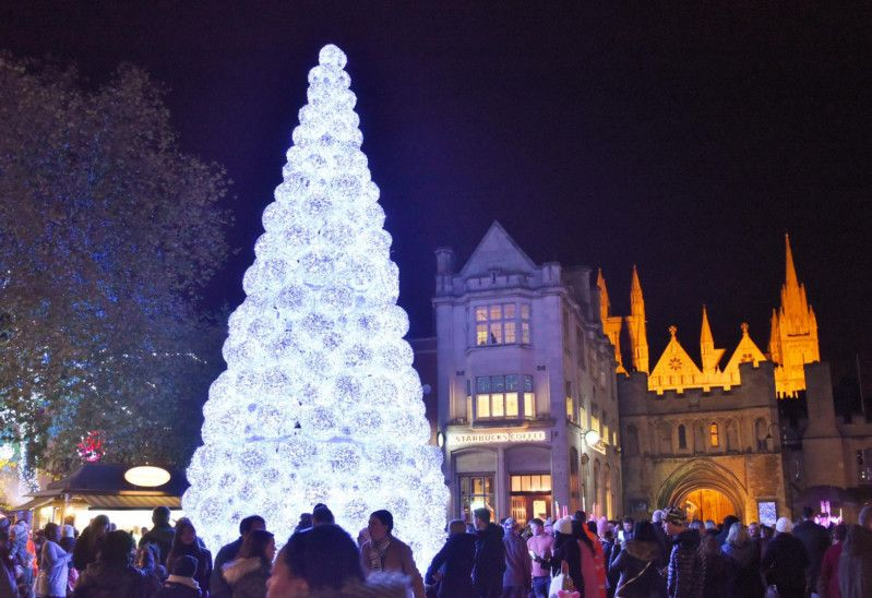 peterborough christmas tree