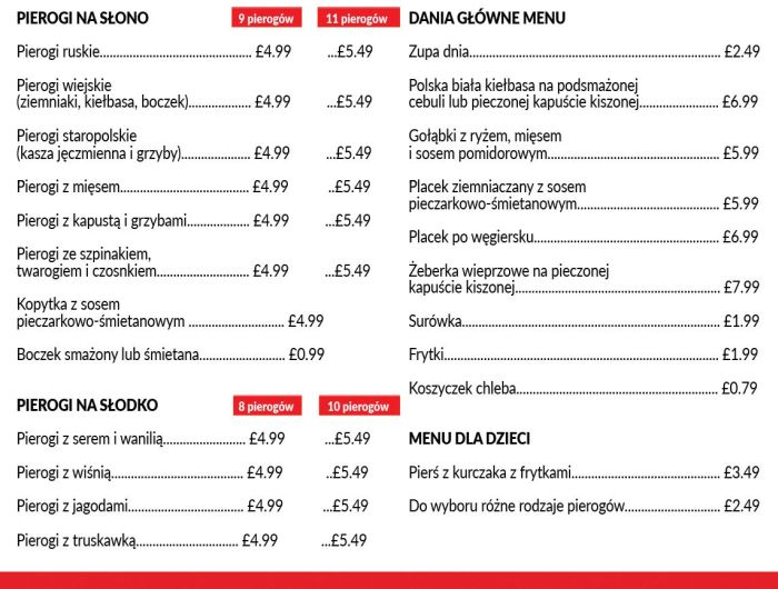 pierogarnia peterborough menu 1