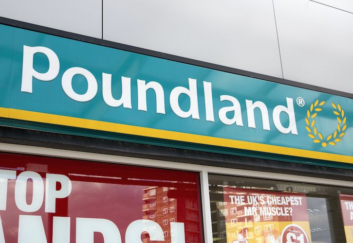 poundland peterborough slider