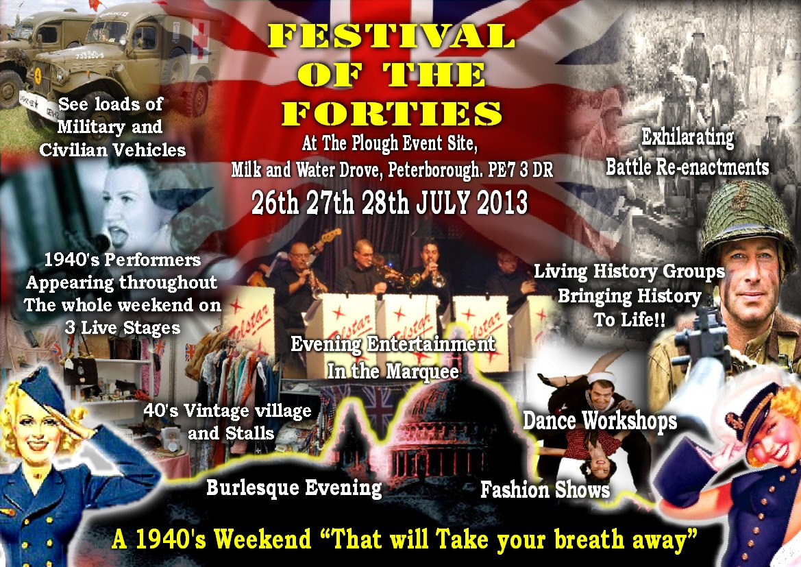 festival od the forties