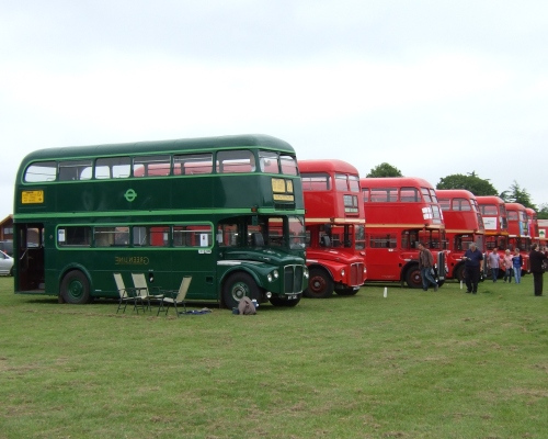 sacrewell bus rally